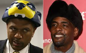 chris webber haircut the jalen rose chris webber feud is getting ugly and personal