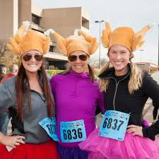 turkey trot races on thanksgiving day shape magazine