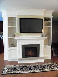 ventless gas fireplace entertainment center home fireplaces