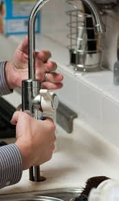 How To Stop A Leaky Faucet In The Kitchen by Faucet Replacement And Repair In Naperville Tritan Plumbing
