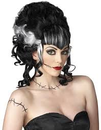 exotic goth mistress paultmitchell halloweenhair halloween