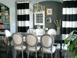 Black And White Striped Curtains Black And White Striped Drapes Chelier Curtains Target Grey