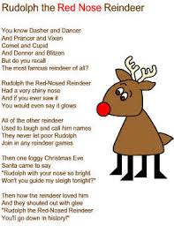 rudolph red nose reindeer gif