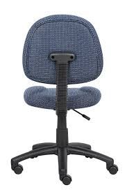 amazon com boss office products b315 be perfect posture delux