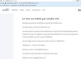nexity adresse si e social lendix test in my view a site with excellent risk performance