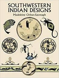 southwestern designs southwestern indian designs dover pictorial archive madeleine