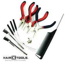 Best Way To Remove Keratin Hair Extensions by 250pcs Nano Ring Starter Application Tools Kit For Nano Tipped