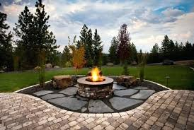 Firepit Design Pit Small Backyard Outdoor Pit Design Home Design Store