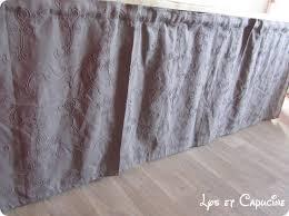 rideau meuble cuisine meuble rideau cuisine fabulous duanciens rideaux en dtourns en
