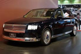 toyota century kanto auto works u0027 fs hybrid concept is the rolls royce of toyota