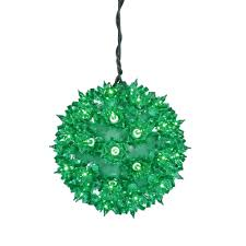 lighted outdoor decorations lighted sphere decorations