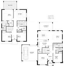double story house plans pdf south africale two philippines storey