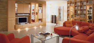 Living Room Cabinet Design Modern Living Room Interior Designs From Musterring