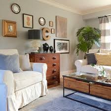 Gray And Gold Living Room by Decorating For Fall Living Room Furniture Makeover Memehill Com