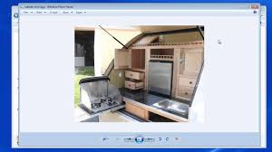 Teardrop Trailer Plans Free by Teardrop Trailer Plans Part 6 Youtube