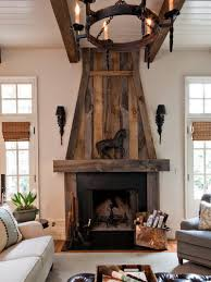 rustic corner fireplace ideas home design ideas