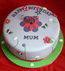 mum birthday vanilla bean cake company