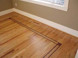 inlay of walnut with oak flooring dominohardwoodfloors com