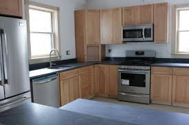 To Paint Or Stain Kitchen by Cant Decide Whether To Stain Or Paint Wood Trim