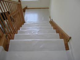 Laminate Flooring Stairs Hardwood Floor Stair Protection Finished Floor Guard