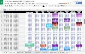 Open Google Spreadsheet The Apps Script And Google Spreadsheet Room Booking System