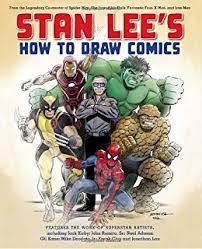 stan lee u0027s draw superheroes legendary creator