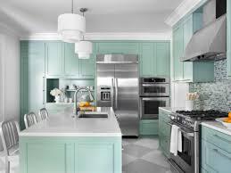 modern minimalist kitchen decor themes home design delightful interior design of minimalist home kitchen ideas brilliant modern narrow with sage green color cabinet
