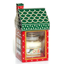 yankee candle cookie cottage gift set yankee candle