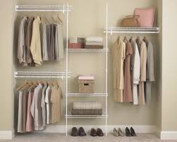 inexpensive closet maid shelving with superslide 5 ft to 8 ft