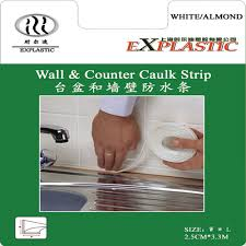 Caulking Tape For Bathtub Caulk Strip Series Products Shanghai Explastic Technology Co Ltd