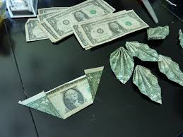 Money Leis Artful Play How To A Make Money Lei