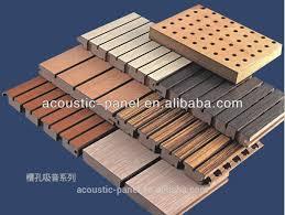 panneaux acoustiques bois bonne qualité acoustique mur panneau acoustique bois mur panneau