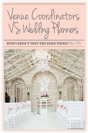 wedding coordinators whats the difference between a venue coordinator and wedding planner