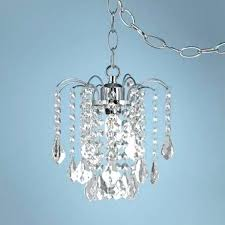 Mini Swag Chandelier In Chandelier Mini Swag Chandelier Clear Wide Swag