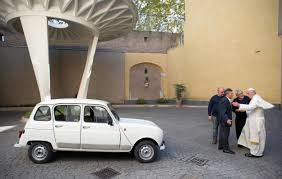 renault 4 pope francis u0027 1984 renault 4 photo gallery autoblog