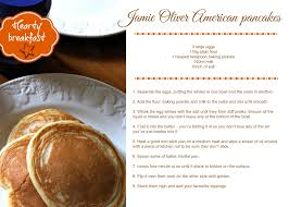 jamie oliver american pancakes sticky fingerssticky fingers