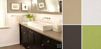 bathroom color scheme ideas bathroom color ideas palette and paint schemes home tree atlas