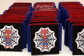 Free Spiderman Invitation Cards Superhero Jingvitations