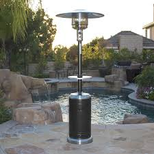 best patio heater mirage 38 200 btu bronze heat focusing propane gas patio heater