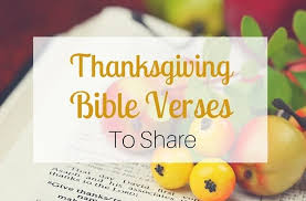 top 20 thanksgiving bible verses best collection