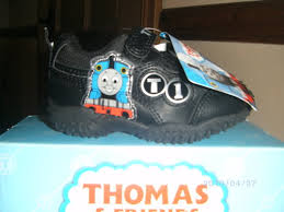 thomas the train light up shoes brand new in box thomas the tank engine light up baby runners for