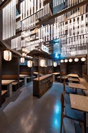 industrial interior design this restaurant and bar goes for a