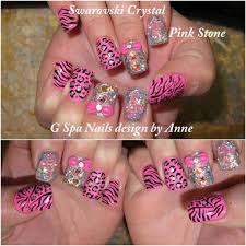 Nail Designs Cheetah 28 Best Nail Designs Images On Cheetah Nail Designs