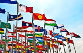 flags around the world free clip free clip