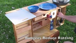 Camping Kitchen Setup Ideas by Chuck Box Type 1 Youtube