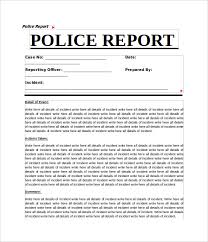 case report template printable formal report template sample