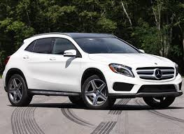 luxury mercedes suv mercedes gla joins the small suv fray consumer reports