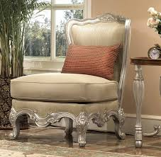 Silver Accent Chair Leighton Accent Chair Living Room