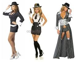 Gangster Woman Halloween Costumes 25 Gangster Costumes Ideas Mafia Costume