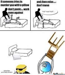 Pillow Fight Meme - pillow fight by anoyingorange meme center
